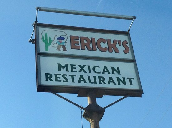 "Erick's Mexican Restaurant: E""rick's Mexican Restaurant"" name incorrect on Trip Advisor!!  Oops!"
