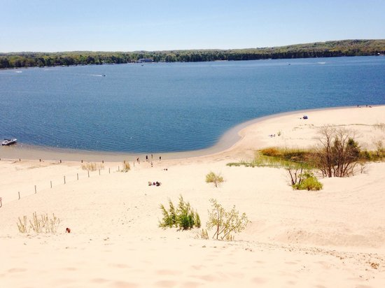 Silver Lake Sand Dunes: Picture 2
