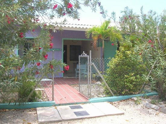 Bonaire Happy Holiday Homes: Apartment with patio