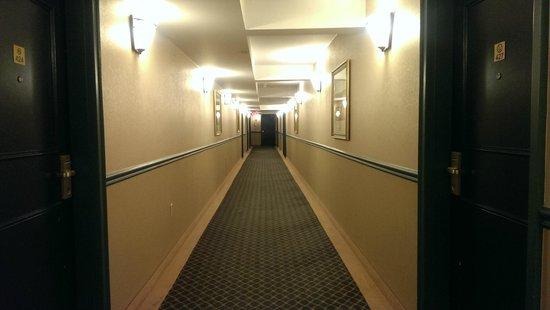 Cranberry Resort: Hallway