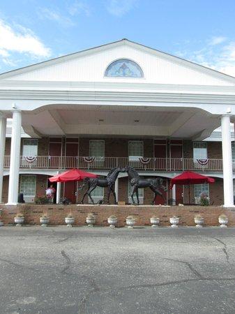 General Nelson Inn : Hotel front