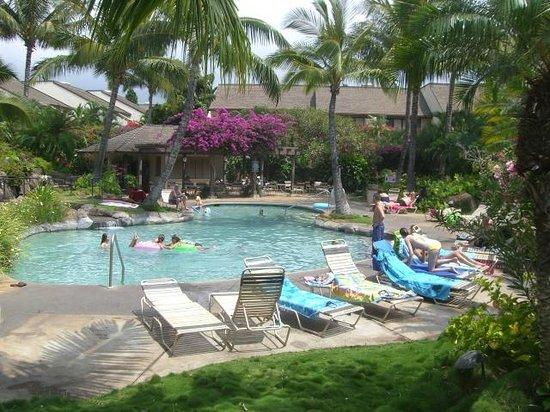 Maui Kamaole: Tropical Pool Near J-105
