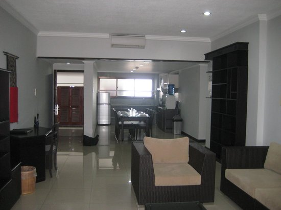 Sanur Paradise Plaza Suites: 3 bedroom apartment