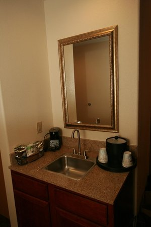 Hampton Inn & Suites Ontario: ここもワンランク上