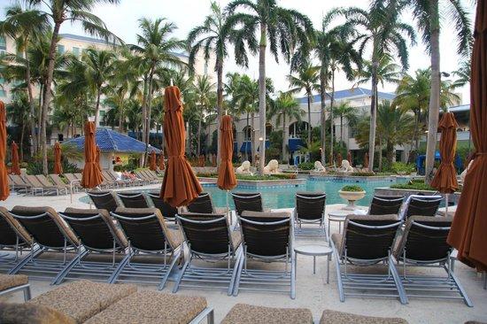 The Ritz-Carlton, San Juan: Pool