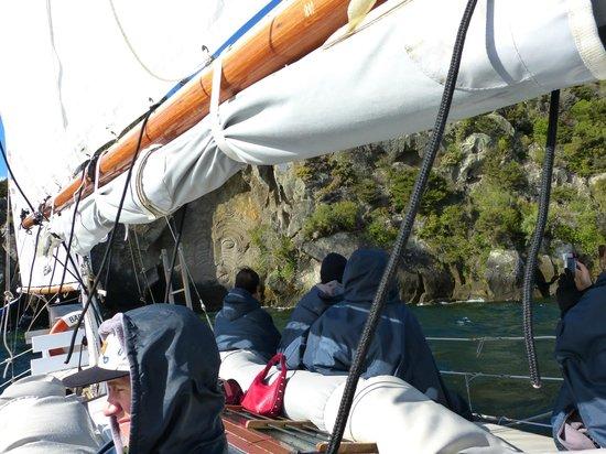 Sail Barbary: Enjoying the scenery