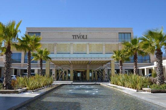 Anantara Vilamoura Algarve Resort: Entrada do hotel Tivoli Victoria-Algarve