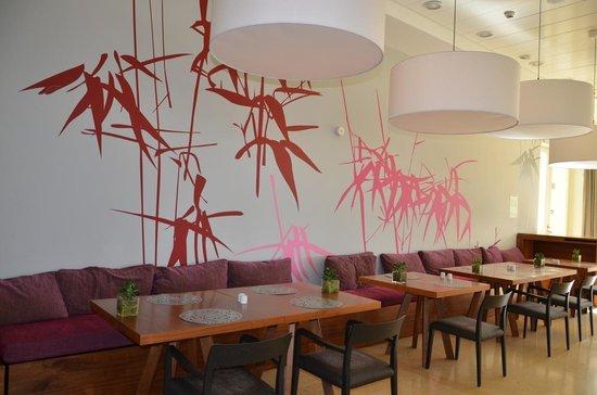 Anantara Vilamoura Algarve Resort: Restautante de pequeno-almoço-Hotel Tivoli Victoria-Algarve