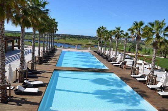 Anantara Vilamoura Algarve Resort: Piscina-Hotel Tivoli Victoria-Algarve