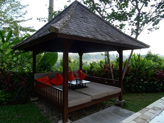 The Samaya Bali Ubud: Perfect place for a relaxing afternoon in our villa