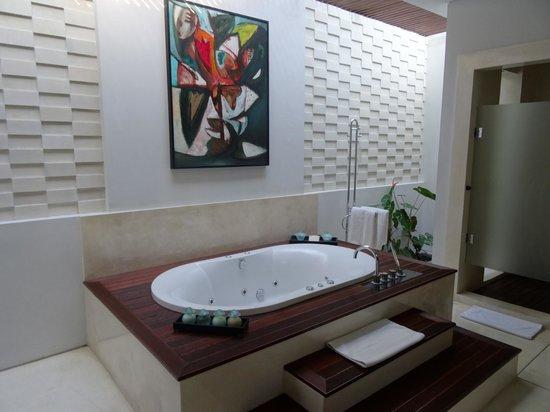 The Samaya Bali Ubud: 2 Person spa bath!