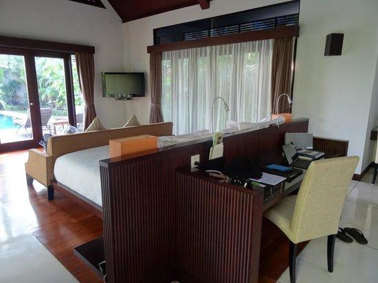 The Samaya Bali Ubud: Bed