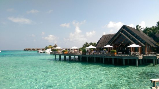Baros Maldives: Cayene restaurant