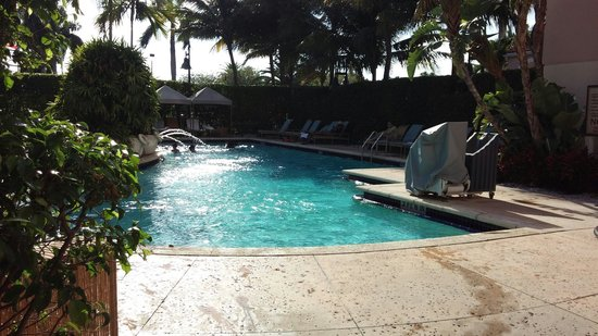 Renaissance Fort Lauderdale Cruise Port Hotel: Beautiful pool.
