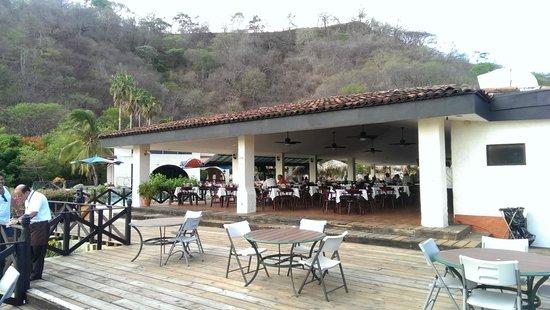 Hotel Condovac la Costa: resort restaurant