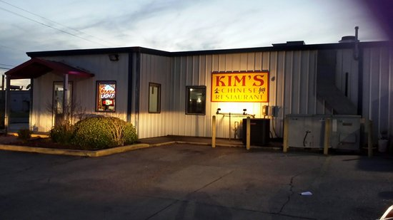 Kim's Chinese Foods: Kim's Chinese Food on Main Street