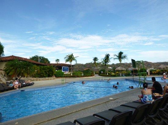 Hotel Condovac la Costa : big pool/childrens pool