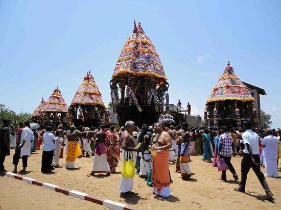 Mannar, Sri Lanka: Thiruketheeswaram Temple