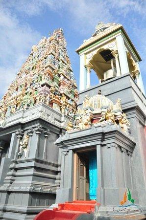 Mannar, Sri Lanka: Temple