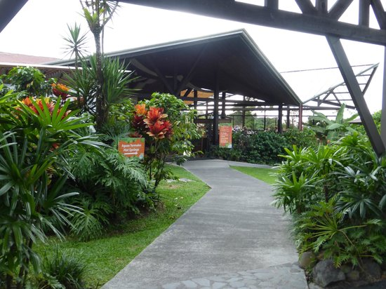Arenal Springs Resort and Spa: Dining Room
