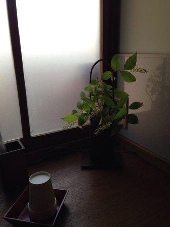 Matsunoya Ryokan : 昭和レトロな雰囲気