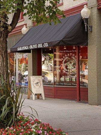 Saratoga Olive Oil Company: Beautiful Saratoga Springs, NY