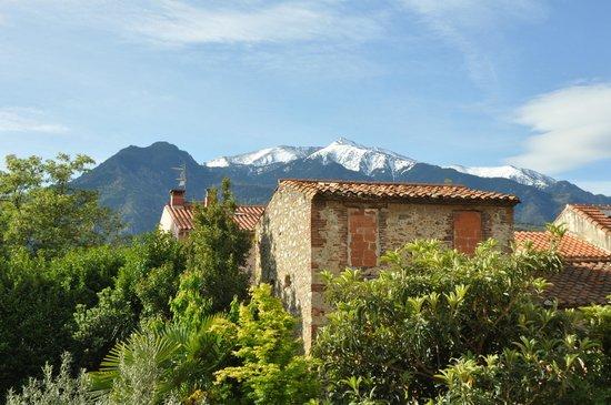 Maison Prades : 窓からの景色