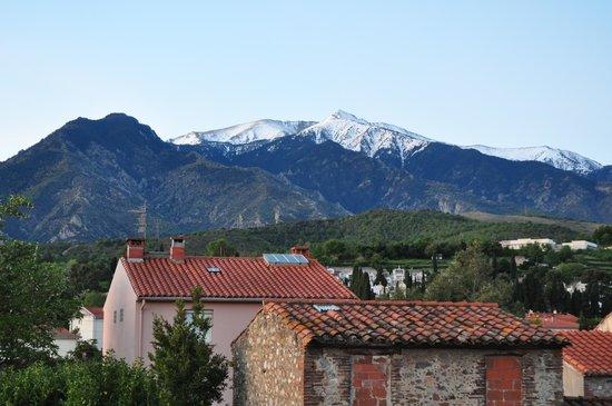 Maison Prades : 窓からの景色2