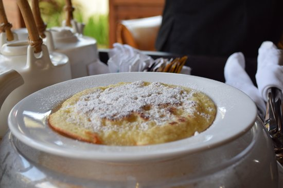 Villa Berawa: Banana Pancake