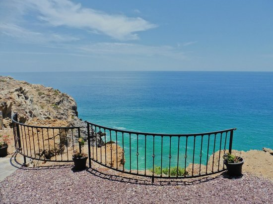 View from Arriba de la Roca
