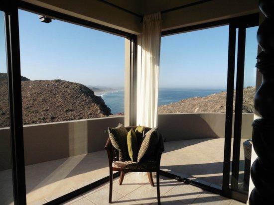 Arriba de la Roca: View from Pacifica