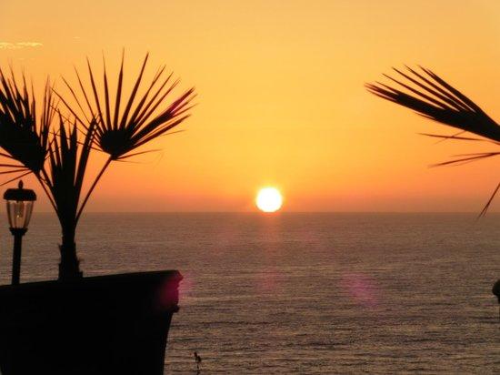 Arriba de la Roca: View at Sunset