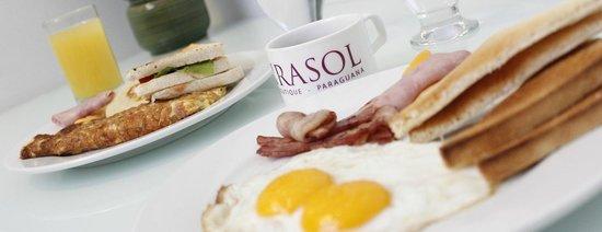 Mirasol Hotel Boutique: desayuno