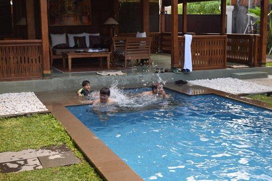 Villa Berawa : Private Pool In Sadewa