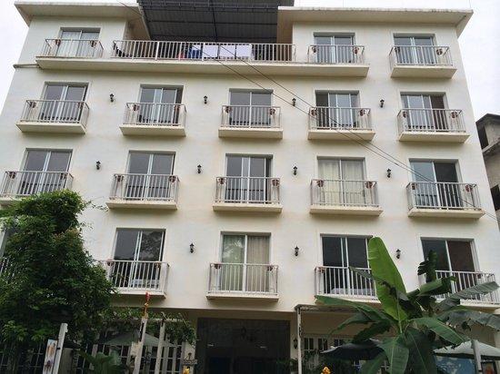 Yangshuo Bethlehem Hotel : Hotel front