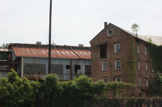 Pratt Cotton Gin Mill: Old but an important part of Prattville history