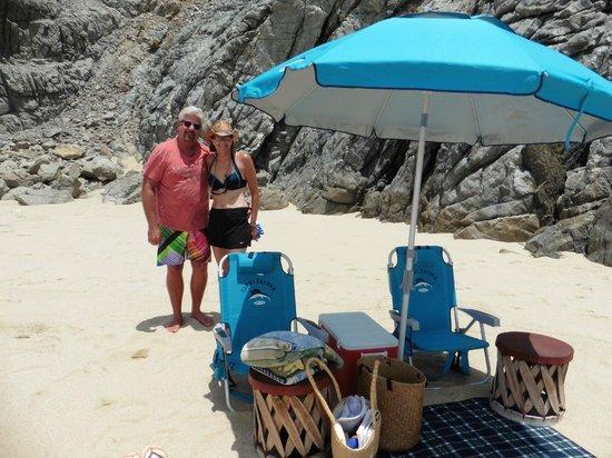 Arriba de la Roca : Beach Picnic