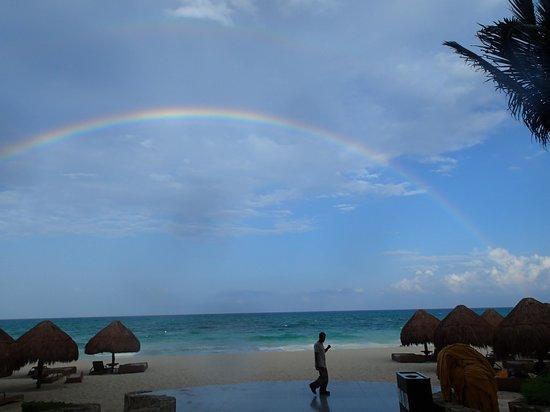 Iberostar Grand Hotel Paraiso: rainbow