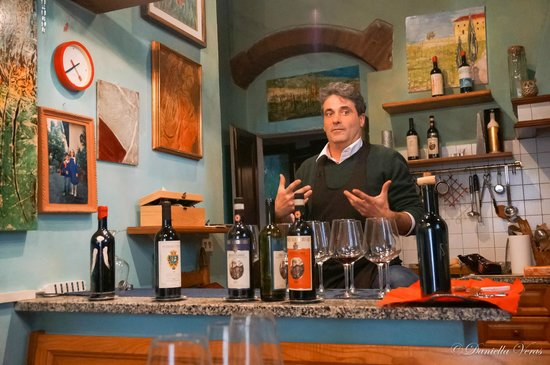 Wine Tours with Italy and Wine : Vinooooooo
