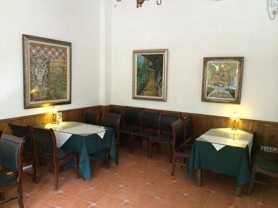 Yangshuo Bethlehem Hotel: Interior artistic design