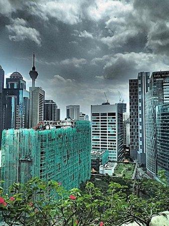 Hotel Novotel Kuala Lumpur City Centre: view