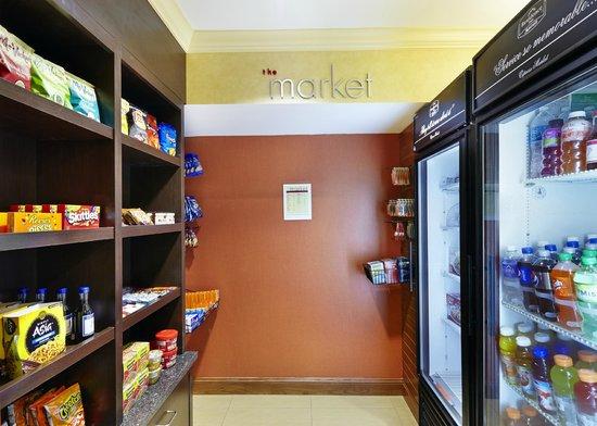 Residence Inn Houston by The Galleria: The Market