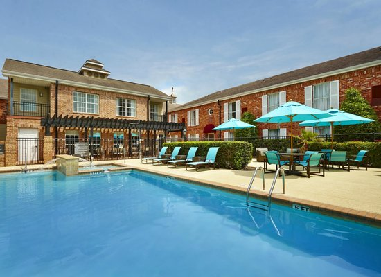 Residence Inn Houston by The Galleria: Outdoor Pool