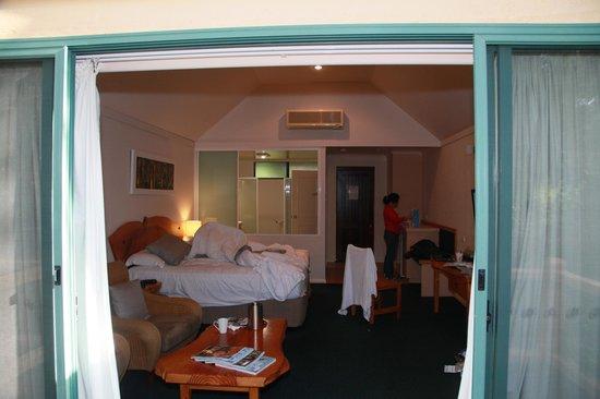 Heritage Trail Lodge: Bedroom