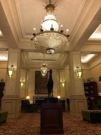 Hôtel Scribe Paris Opéra by Sofitel : Lobby