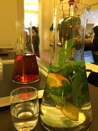 Hotel Scribe Paris Opera by Sofitel: Refreshment