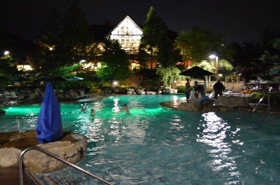 Marriott's Willow Ridge Lodge : Main pool