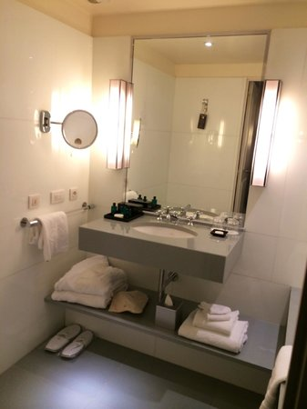 Hotel Scribe Paris Opera by Sofitel: Our Bathroom
