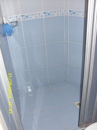 Nasa Flora Hotel : Душевая (ванная комната)