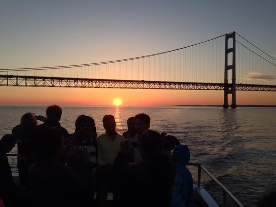 Ugly Anne Boat Cruises: Amazing view